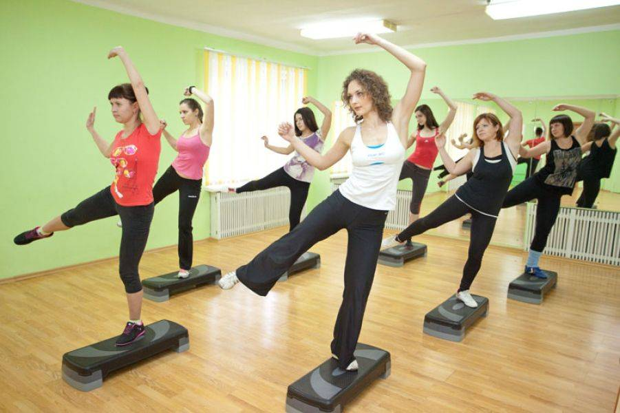 программа аэробики для похудения дома