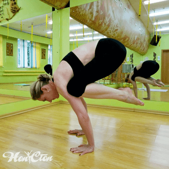 Фитнес йога в витебском фитнес клубе Нон-стоп