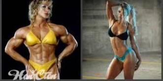 Сравнение правильной и неправильной тренировок для девушек