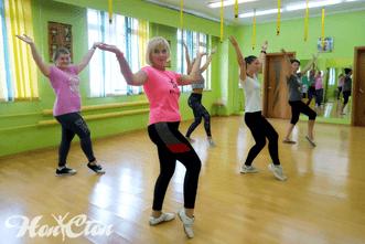 Тренер по зумбе фитнес клуба Нон-стоп в Витебске - Екатерина Лебедева