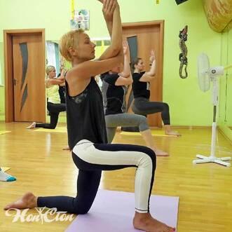 Мантра йога в фитнес клубе Нон-стоп В Витебске
