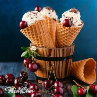 почему хочется сладкого мороженого в вафельном рожке