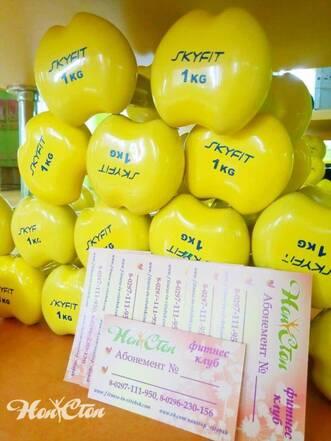 Выигрывайте абонементы в розыгрышах от фитнес клуба Нон-стоп в Витебске