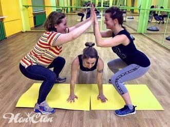 Лучшие тренировки фитнесом в спортивном зале Нон-стоп в Витебске