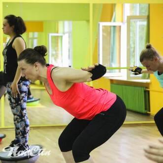 Открыта вакансия в фитнес клубе Нон-стоп в Витебске