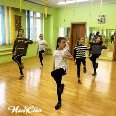 Новое направление - детская зумба в витебском фитнес клубе Нон-стоп