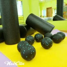 Самое разное оборудование для мфр в витебском фитнес клубе Нон-стоп