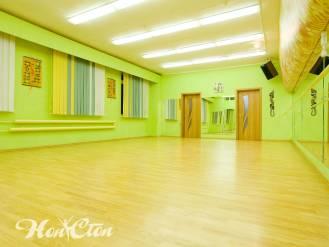 Летняя обстановка в фитнес центре Нон-стоп на Московском проспекте в Витебске
