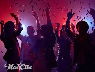 Леди данс - обучение танцам для корпоративных вечеринок в витебском фитнес клубе Нон-стоп
