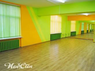 Светлый спортивный зал для тренировок Нон-стоп на улице Кирова в Витебске