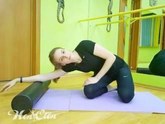 Дарья Романенкова - тренер по Здоровой спине в Витебске в клубе Нон-стоп
