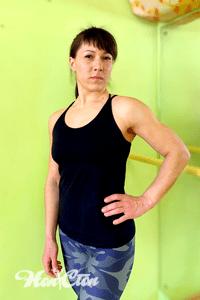 Александра Попова - инструктор по фитнесу в витебском фитнес клубе Нон-стоп